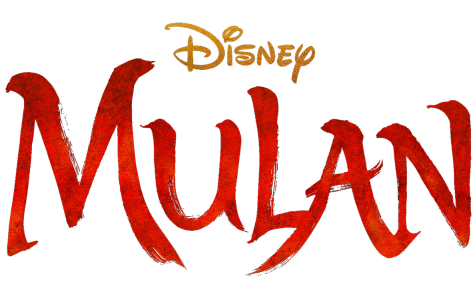 Disney's 2020 logo for Mulan