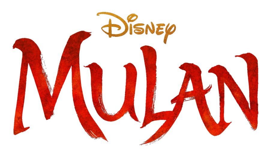 Disney's 2020 logo for Mulan
