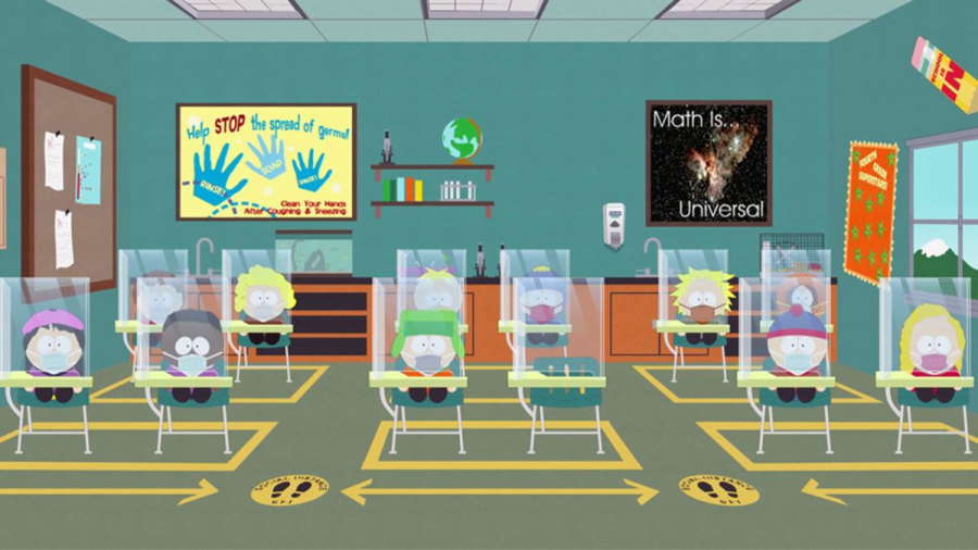 The South Park Pandemic Special