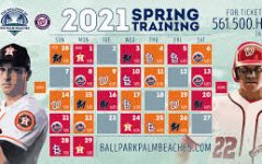 Navigation to Story: Astros Open 2021 Spring Training